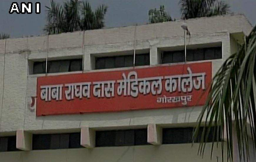 60 kids die in five days in Gorakhpur hospital