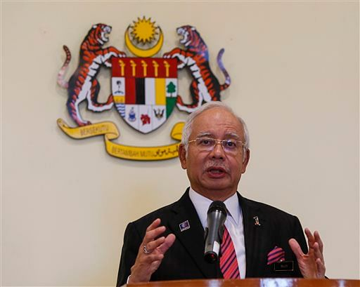 US Department of Justice probing 1MDB stolen funds