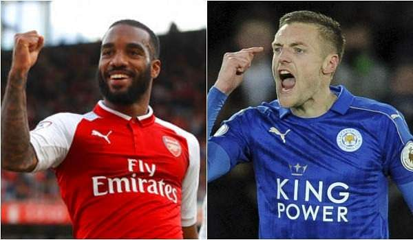 What time is Arsenal v Leicester City on TV?