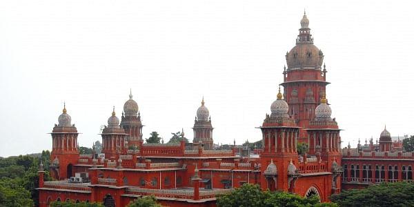 Madras High Court. (File photo)