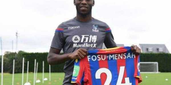 Timothy Fosu-Mensah joins Crystal Palace | Twitter: @tfosumensah