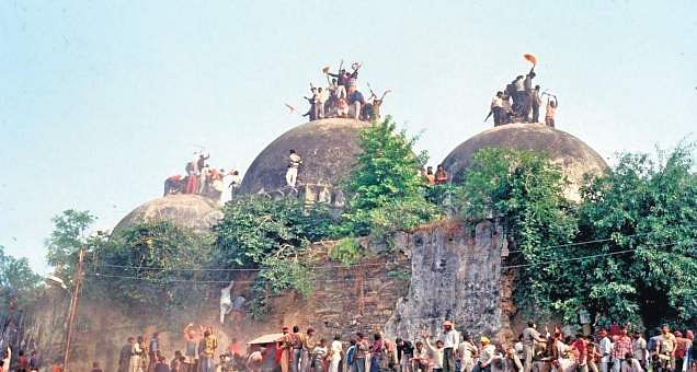 'Muslims should give up claim on Babri land'
