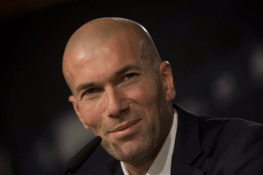 Image result for Coach Zidane confirms contract extension with Real Madrid
