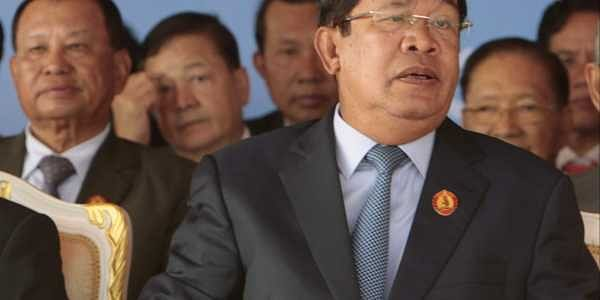 Military commanders have been ordered to deploy troops along with multiple rocket launchers to the border area, he said, giving Laos the 'ultimatum' of pulling out by August 17.