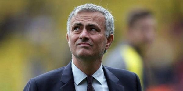 Manchester United manager Jose Mourinho (File | AP)