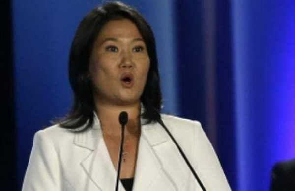 Odebrecht scandal reaches Peru's opposition leader Keiko ...