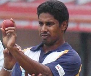 Chaminda Vaas | File Photo | Express Photo Service
