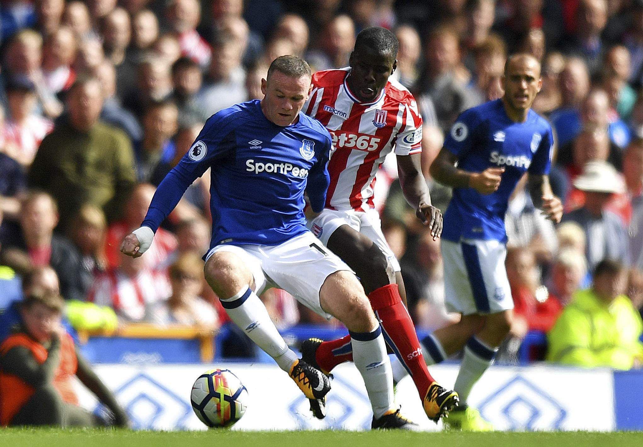 'It doesn't get much better' - Everton hero Rooney savouring second chance