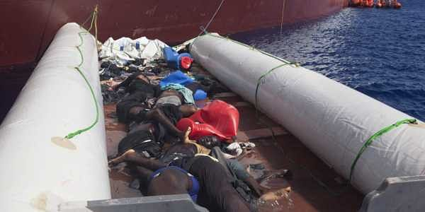 Libyan authorities have accused charities of aiding human smugglers with their rescues at sea, hampering efforts to crack down on the illegal migration route.