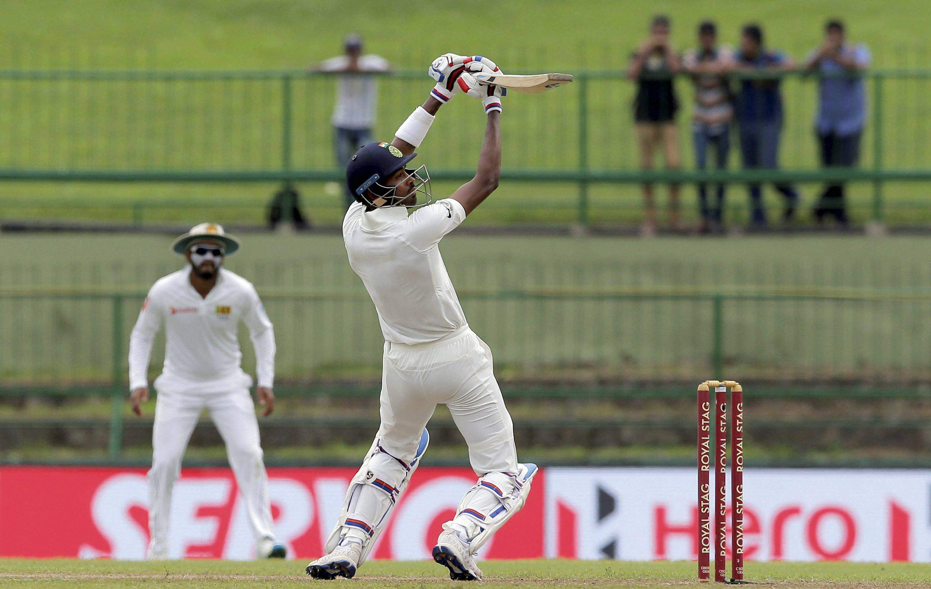 India smash Sri Lanka to sweep Test series