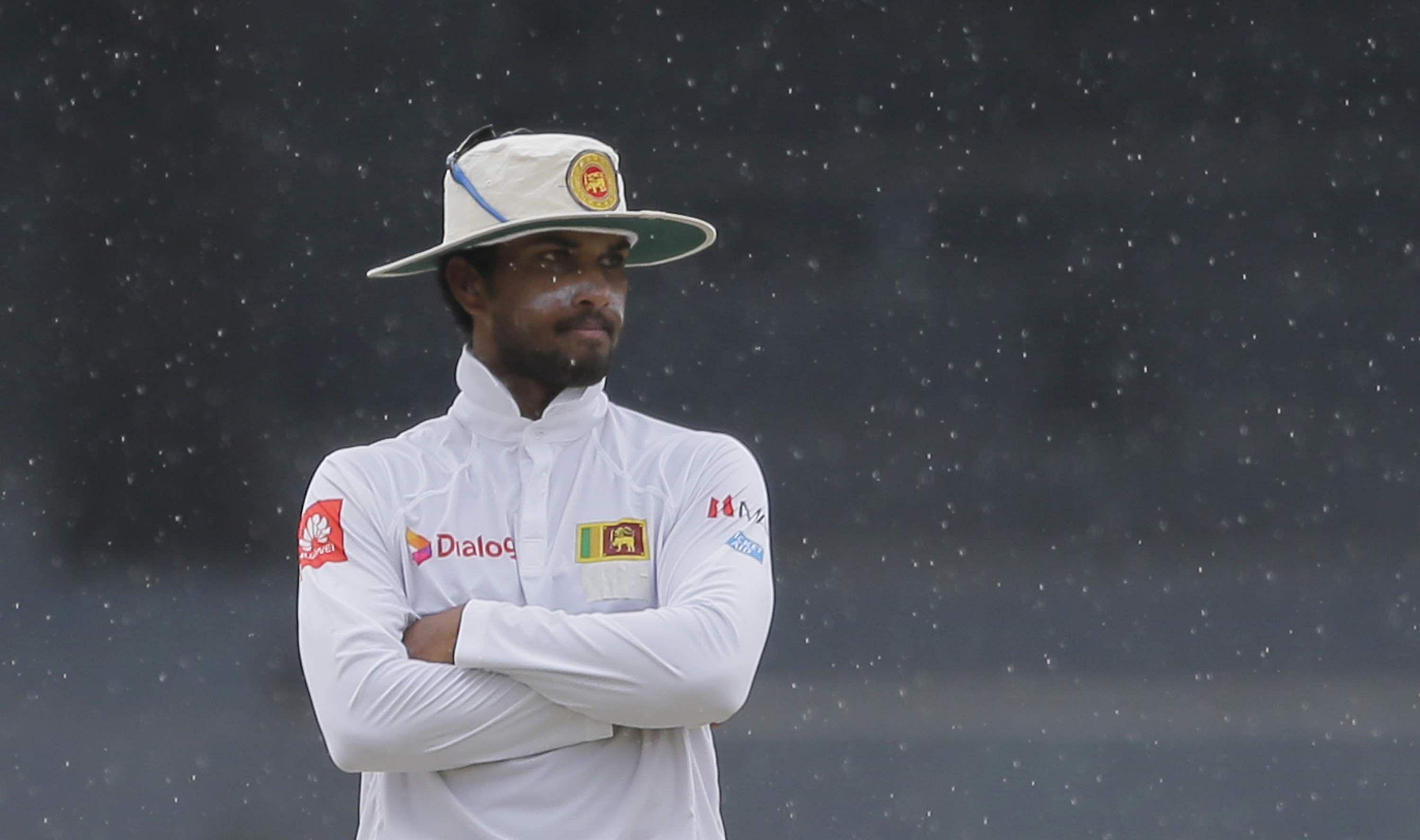 Sri Lankan captain Dinesh Chandimal | File | AP