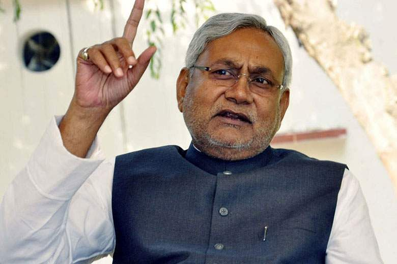 Nitish Kumar for probe in Srijan scam