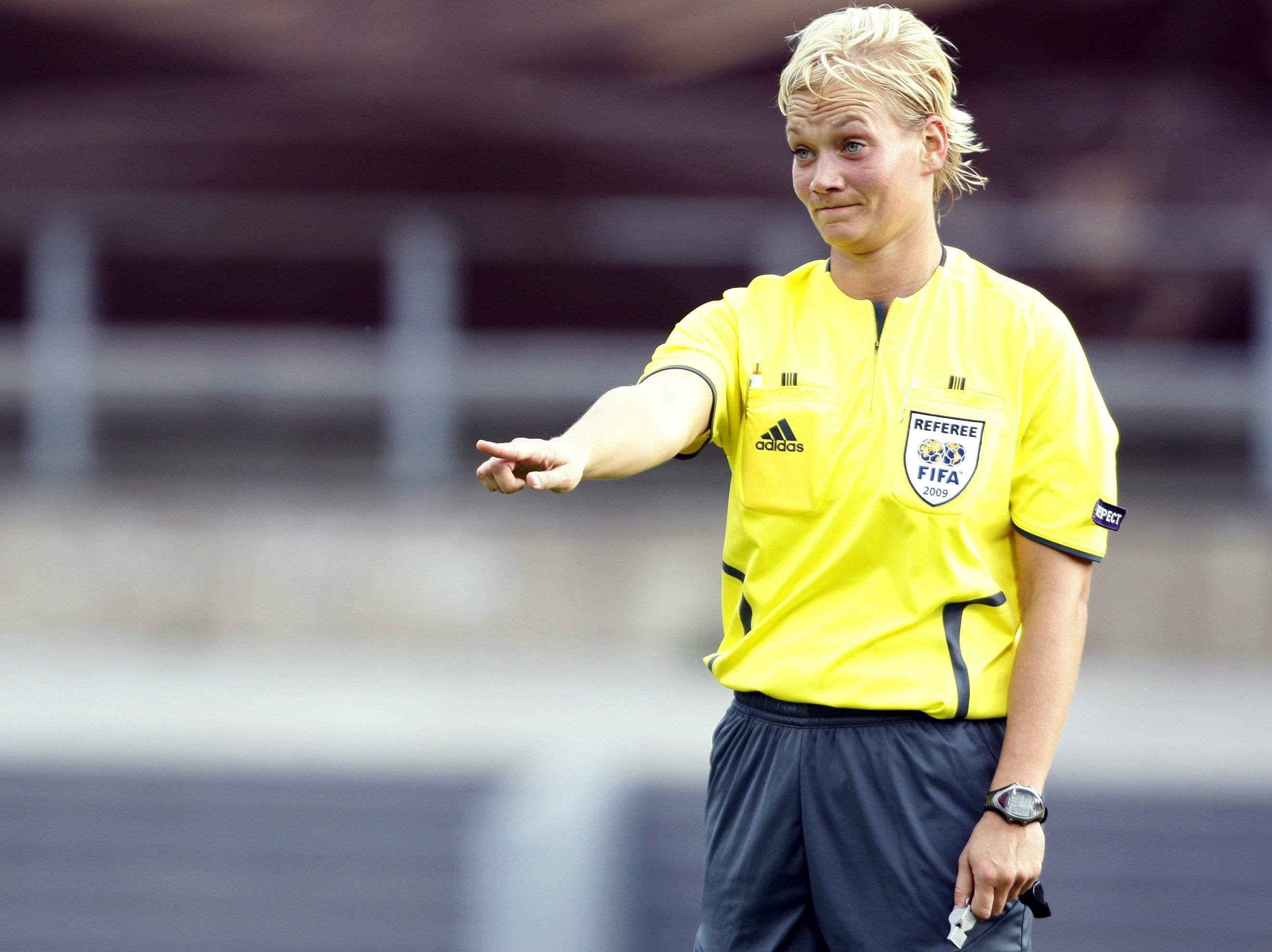 Referee Deutsch