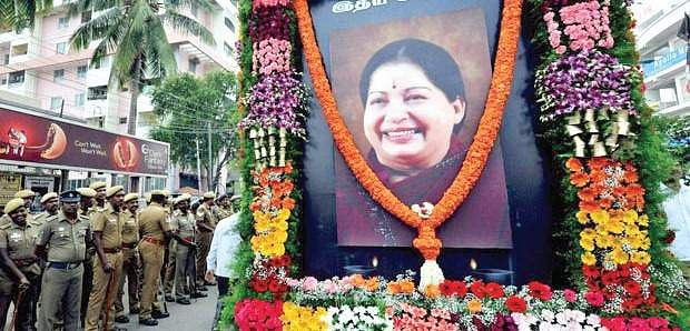Tamilnadu CM said Jayalalitha made significant contributions to the state