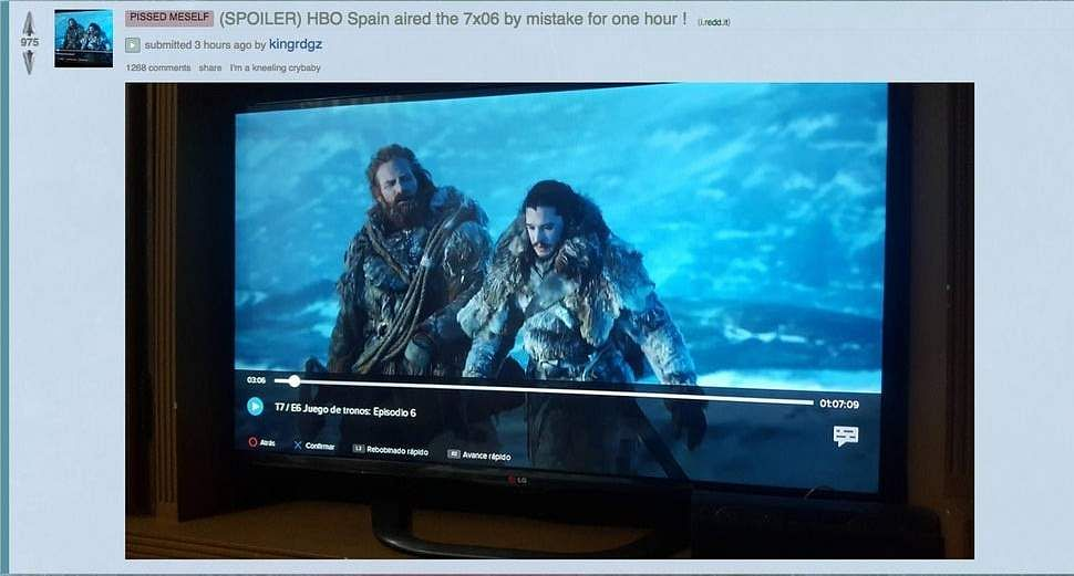 Valar Hackgulis? HBO, 'Game of Thrones' social media accounts hacked