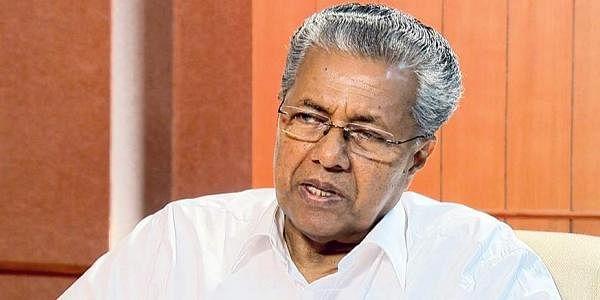 Chief Minister Pinarayi Vijayan. (File photo)