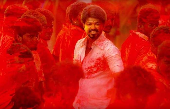 Mersal teaser! Vijay mesmerizes everyone with a magical bang