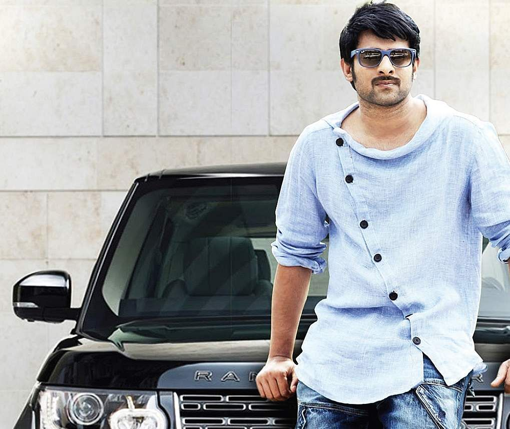 Prabhas starts shooting for 'Saaho'