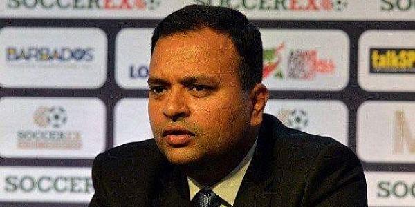 I-League CEO Sunando Dhar