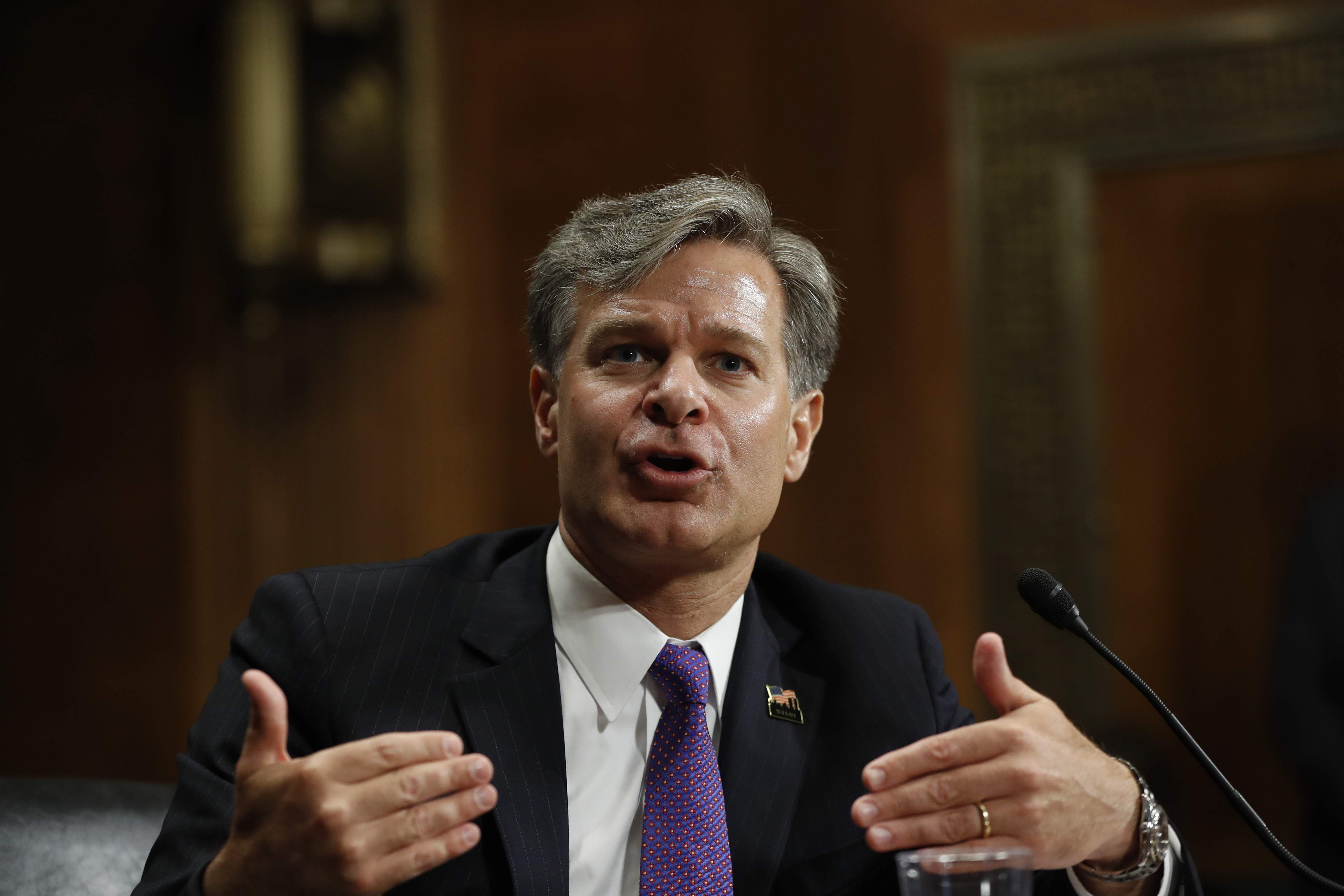 King & Spalding Partner Christopher Wray Confirmed as FBI Director