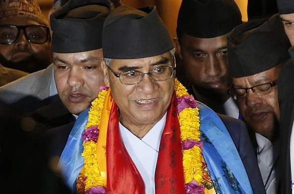 Nepal PM Deuba to visit India on Wednesday