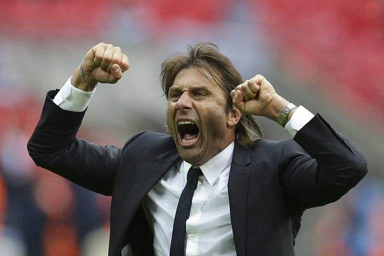 Chelsea's Conte: