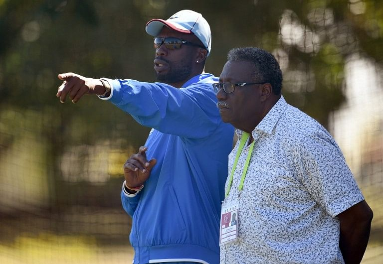 West Indies target 470 deficit in pink-ball Test against England
