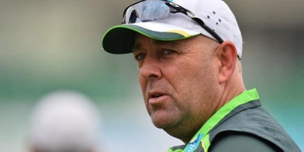 Australia's coach Darren Lehmann |AFP