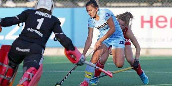 Rani Rampal hopes the team will do well in the upcoming tour of Netherlands. (Twitter | Hockey India)