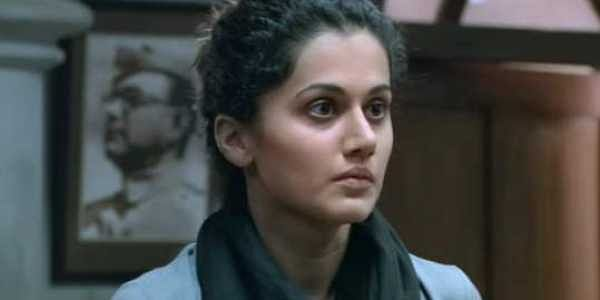 Taapsee Pannu in the movie Pink, which had a strong message about women | Youtube