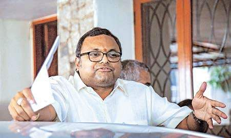 CBI questions Karti Chidambaram in graft case