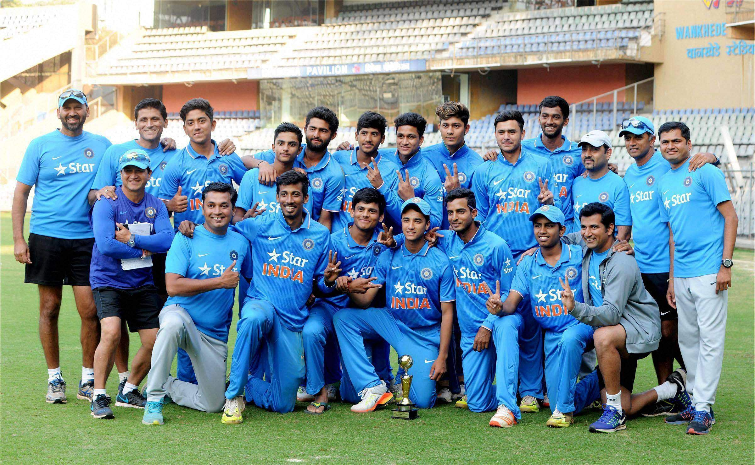 Indian Cricket Team Players: India U-19 Cricket Team Given Complete Freedom, Show Great