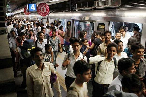 Metro fare hike costs 3 lakh passengers per day