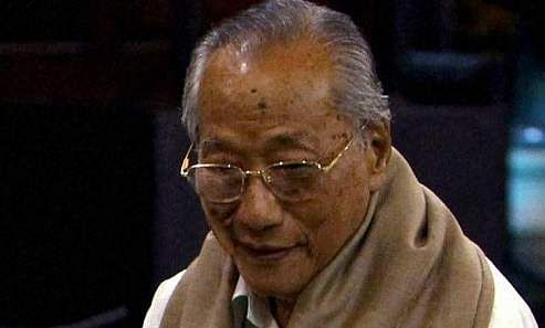 Manipur: India's oldest MP from Ukhrul District, Rishang Keishing passes away!