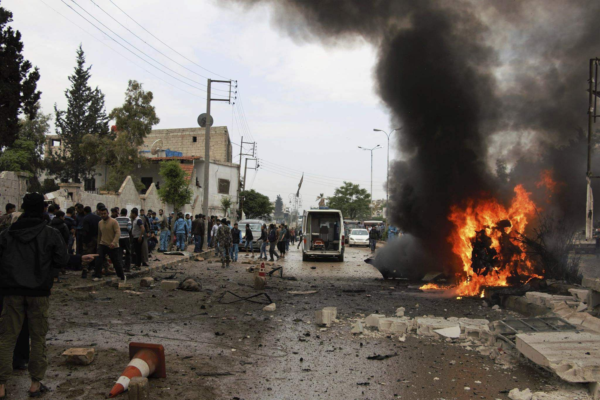 Five Killed, Dozens Wounded In Helmand Bombing