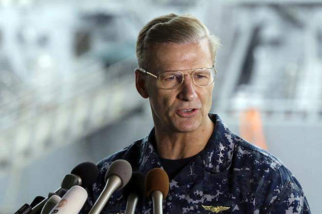 Malaysian says unidentified body found in search for missing US Navy crew