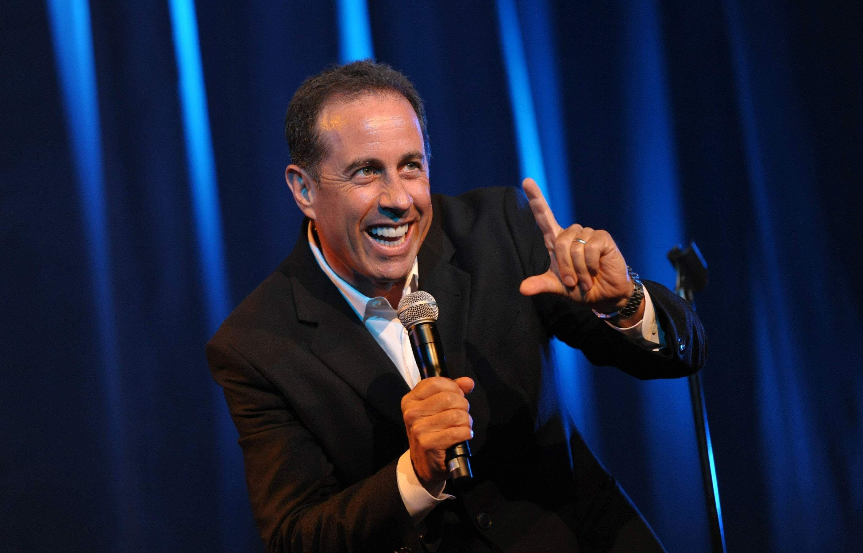 Jerry Seinfeld returns to his roots in Netflix stand-up teaser