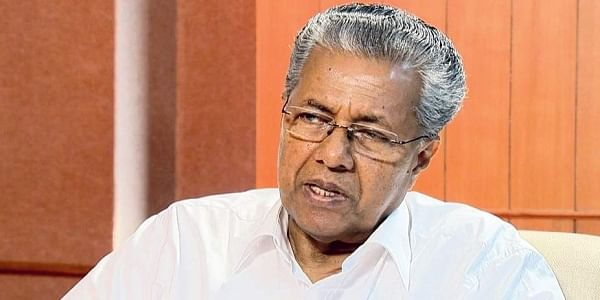 Chief Minister Pinarayi Vijayan. (File photo)