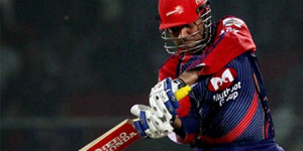 Virender Sehwag is one among the brand ambassadors for the T10 league. (File | PTI)