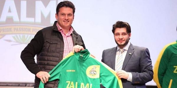 Former South Africa skipper and batsman Graeme Smith has been appointed as coach of the Benoni Zalmi. (Twitter | Benoni Zalmi)
