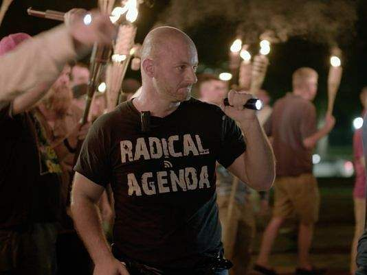 White supremacist to surrender to cops in Charlottesville