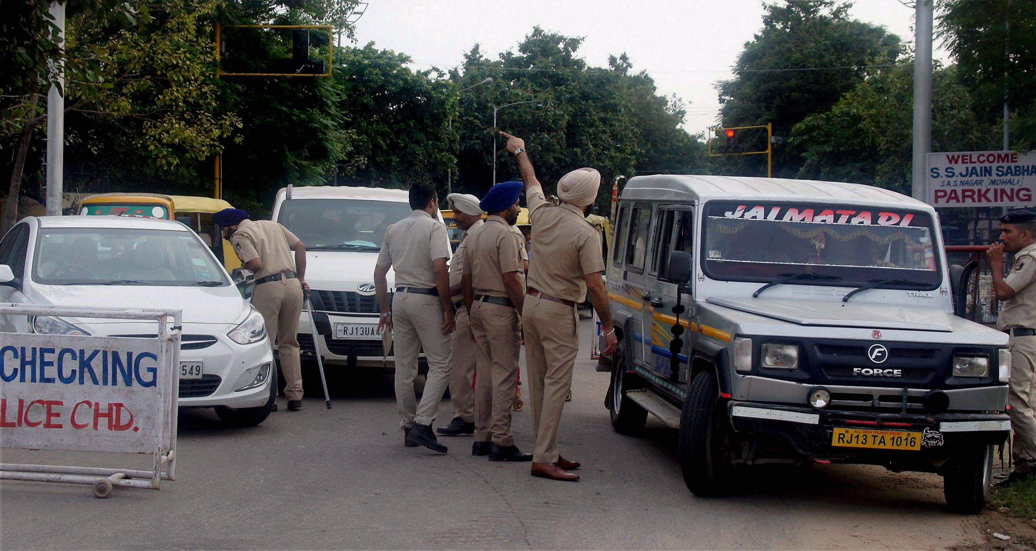 Chandigarh braces for Gurmeet Ram Rahim Singh verdict
