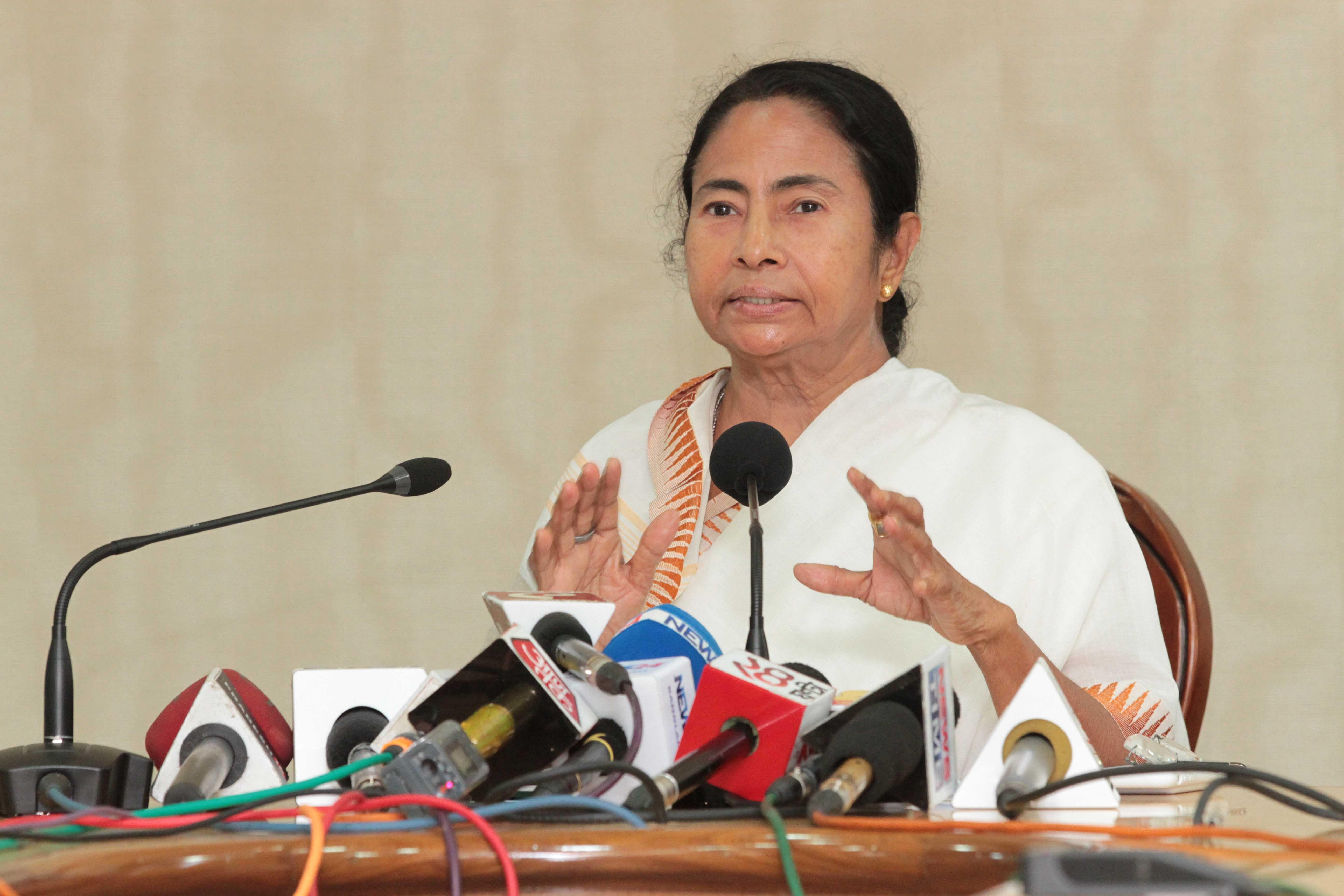 West Bengal: Despite high court ruling, Mamata restricts Durga visarjan on Muharram