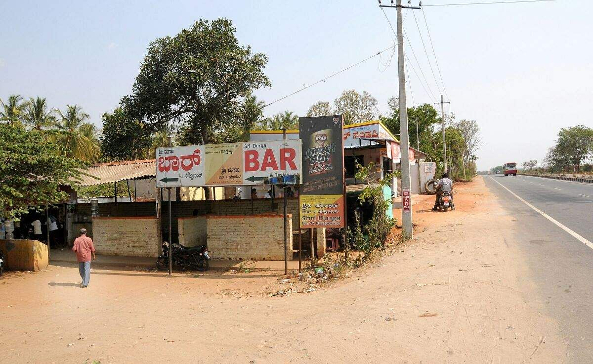 Highway liquor ban does not apply inside town limits: SC