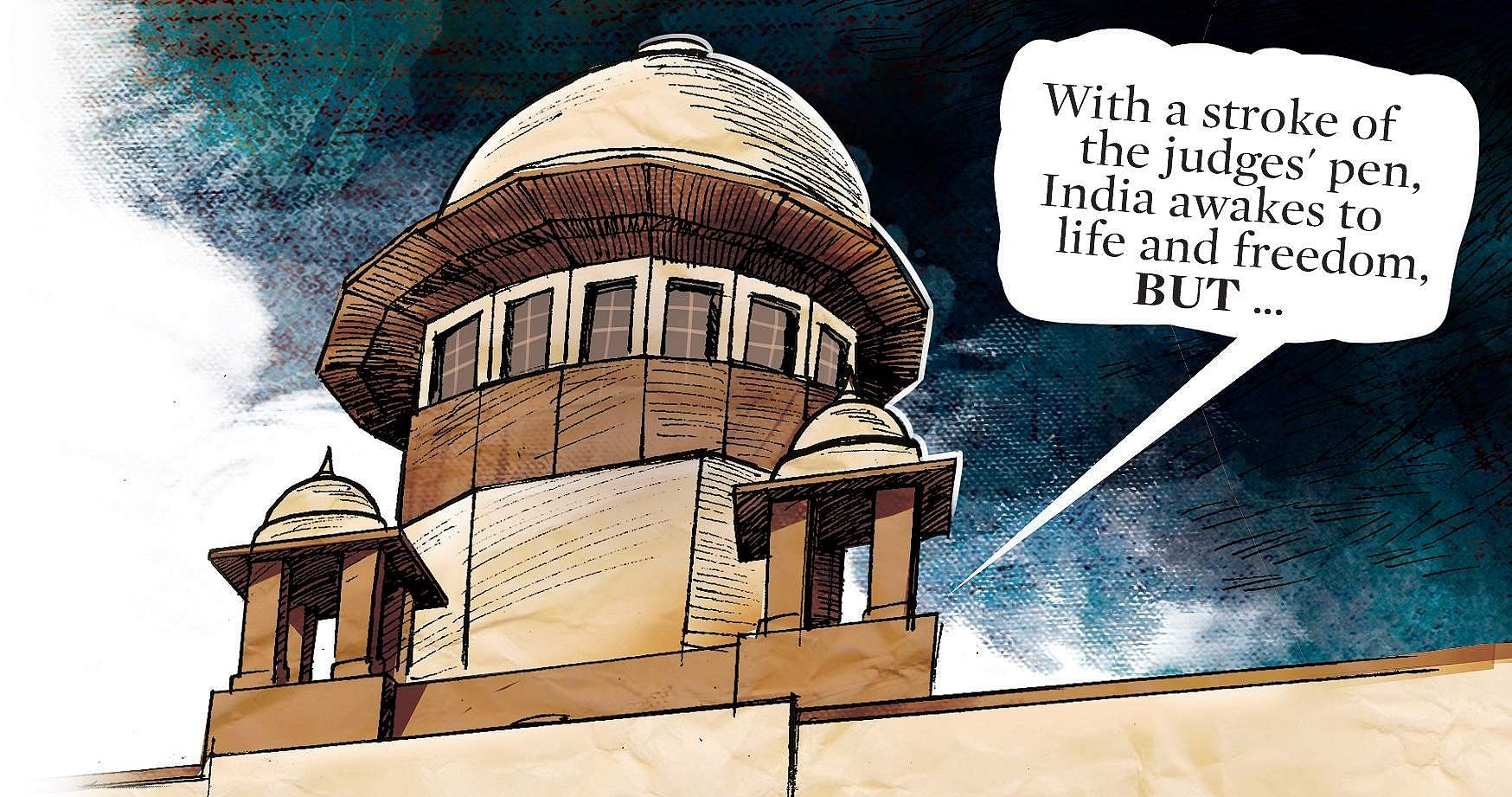 Privacy a Fundamental Right? SC to deliver judgment today