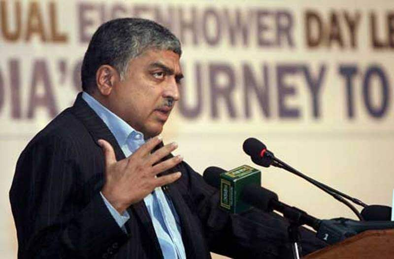 Nilekani back at Infosys as Chairman, Seshasayee quits