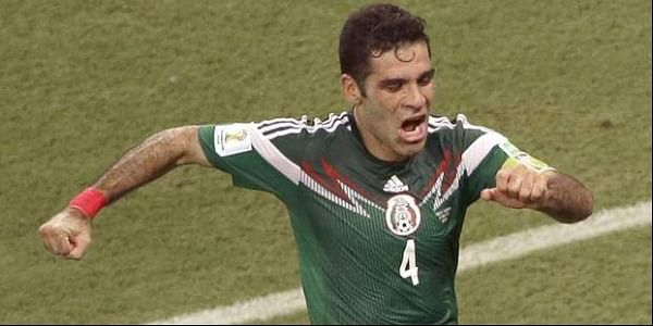 Mexico football captain Rafael Marquez | File | AP