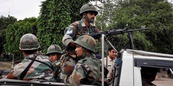 Army called out, curfew in 10 Punjab districts- The New
