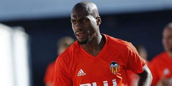 Geoffrey Kongodbia is set to make his debut for Valencia. (Twitter | Geoffrey Kongodbia)