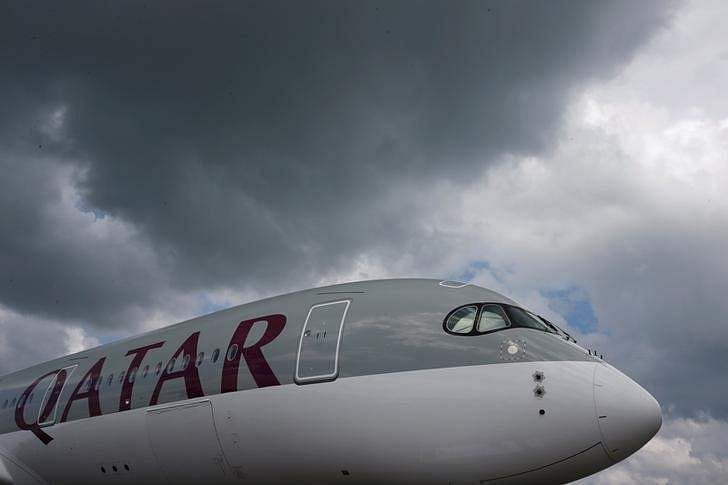 Qatar Airways Flight Lands In Hyderabad After Pilot Falls Ill